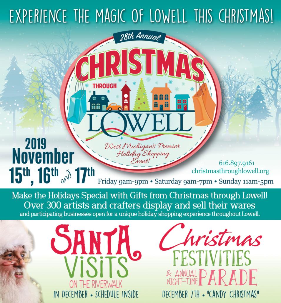 How Many Weeks To Christmas 2019.Christmas Through Lowell Lowell Chamber